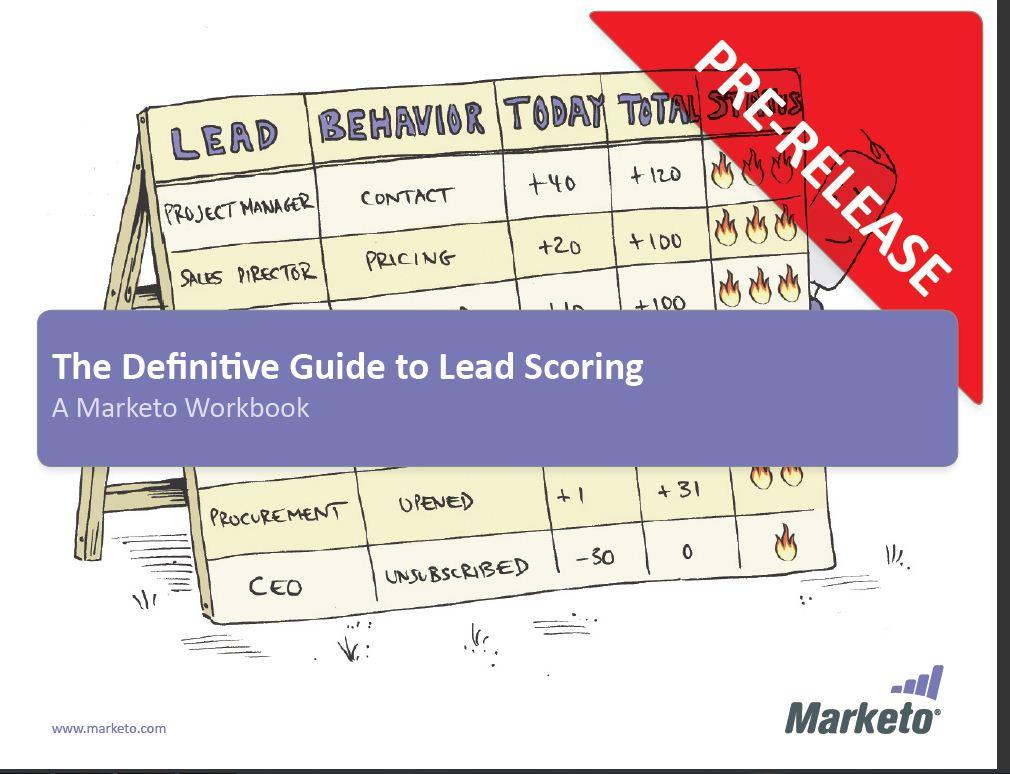 Marketo Lead Scoring