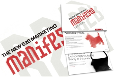 B2B Marketing Manifesto