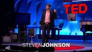 Steven Johnson TED