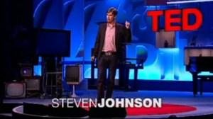 Steven Johnson TED