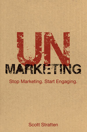 Unmarketing book
