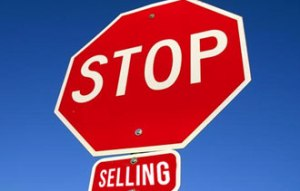 Stop Selling