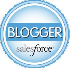 Salesforce blogger