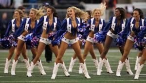 Cowboy Cheerleaders